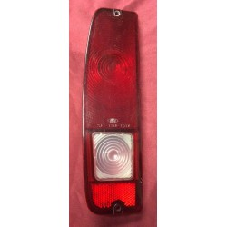 Taillight lens, used, 1967-1977 left.