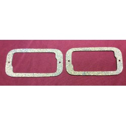 Front parking light lens gasket set.