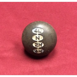 T shift, Transfer case shifter knob. 1966 only