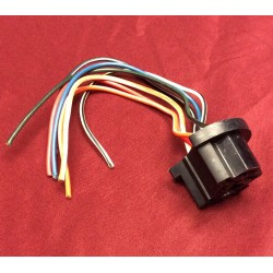 Windshield wiper switch pigtail, good used