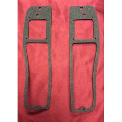Taillight lens gasket set.