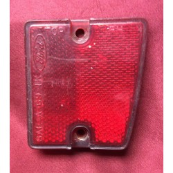 Reflector, right rear, used