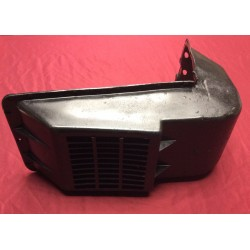 Air vent box, passenger side, used