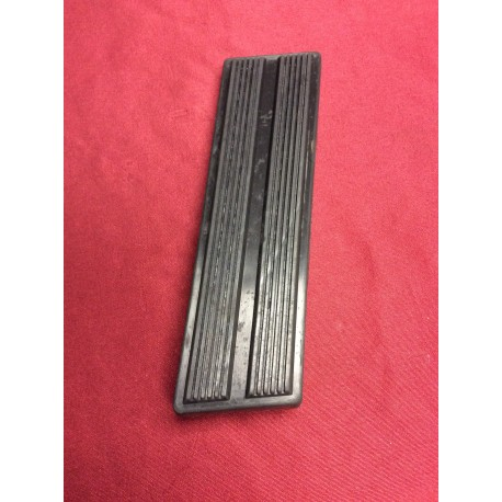 Gas / accelerator pedal pad, new