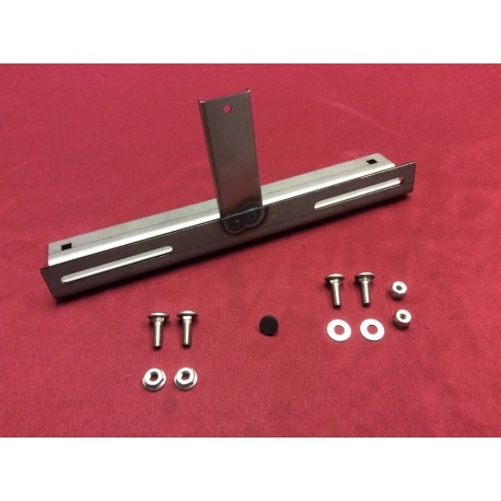 license plate bracket kit, front, new!