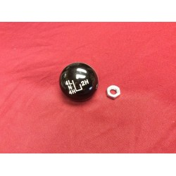 J style transfer case shift knob, new