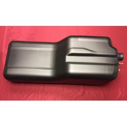 Gas /Fuel tank, auxiliary (front)