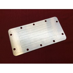 Dana 20 transfer case inspection plate / cover.