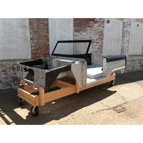 New Steel Body Tub Assembly 1966 1967 1968 1969 1970 1971 1972 1973 1974 1975 1976 1977 Early Ford Bronco