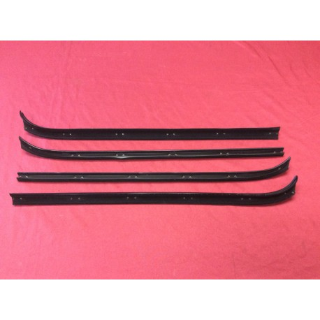 door window anti rattle / sweep felt kit does both doors.  sc 1 st  Northeast Classic Ford Parts : bronco doors - pezcame.com
