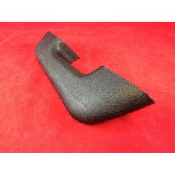 Armrest pad, right door. new black 1966-1967 bronco