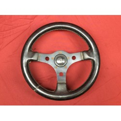 Steering Wheel Grant Used 13 Black Padded 2