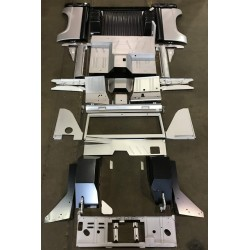 *All New Unassembled Body Tub Assembly