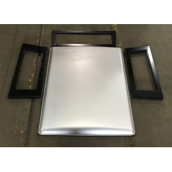 *All New Unassembled Hard Top Assembly