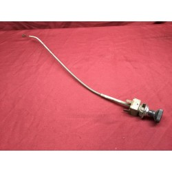 Heater cable, fan speed control switch. complete, 1967 used.