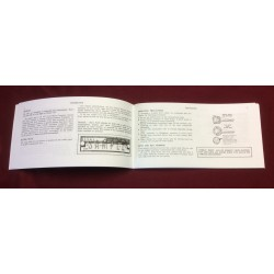 1973 bronco reproduction owners manual