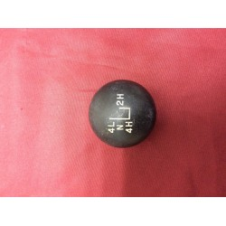 J style transfer case shifter knob