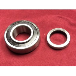 "Axle bearing, Ford 9"" 3300 lb rear axle. (big bearing)"