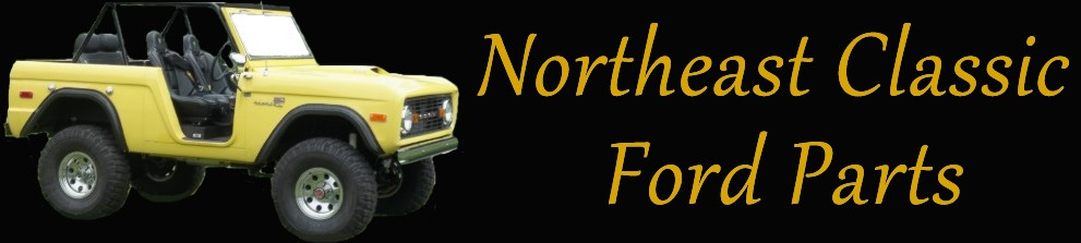 Northeast Classic Ford Parts